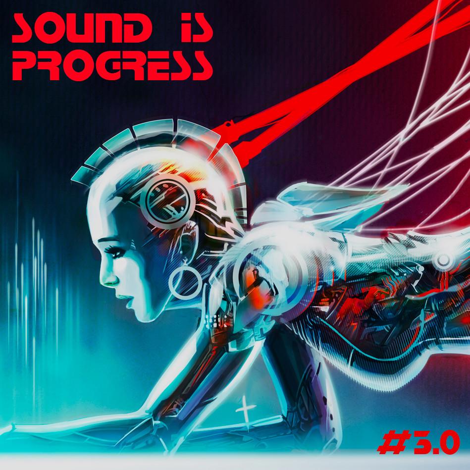 DJ Dav - Sound is Progress 3.0